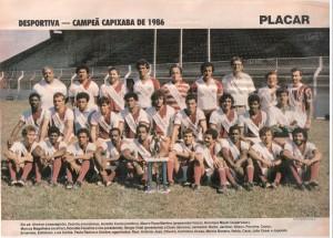 Desportiva - ES Poster dos campeões