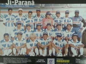 Esportivas Ji Paraná