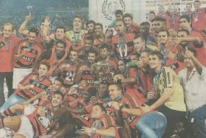 Flamengo campeão carioca 2014