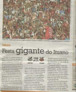 Ituano Campeão paulista 2014