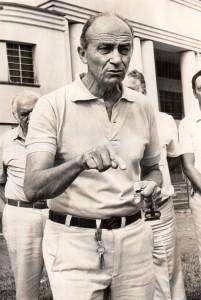 Sport Geraldo Magela Tavares, treinador do profissional do Verdão