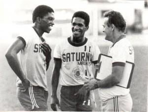 Sport Marquinho, Wilsinho e o treinador Mirim