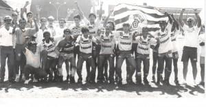 Sport Time juvenil campeão da cidade em 1993