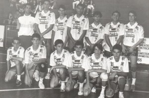 Sport Vôlei masculino do Sport - 2.11.1992