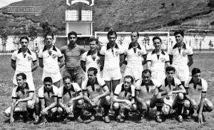 TUPI FC - 1952