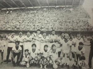 Tupi 1985 - Estádio Procópio Teixeira