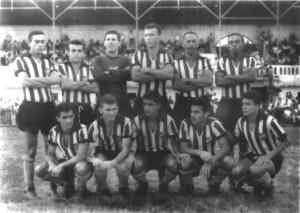 Tupi FC - Campeão Regional de 1963.
