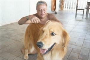 cachorro Eu e Maria