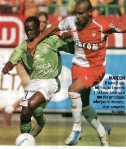 esportivas Monaco