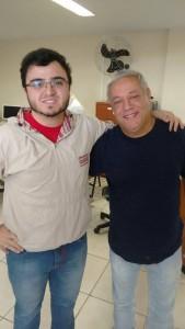 ex alunos Luiz Felipe Saleh (Texas) - 2015
