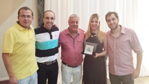 ex alunos Mérito Esportivo do Panatlhon 2014