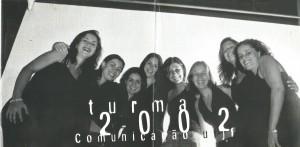 ex-alunos Turna de 2002