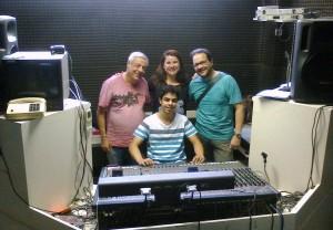ex alunos Ulisses Souza - dezembro 2014