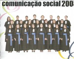 ex alunos formandos 2008