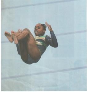 ginástica olímpica