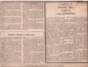 minhas materias Jornal dos Sports 29.06.1981
