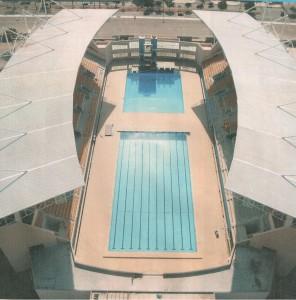 natação Parque Aquático Maria Lenk