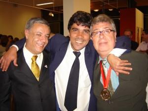 pessoais Eu, Flávio e Zacaron