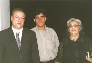 pessoais Eu, Marli e Flávio