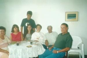 pessoais Família reunida