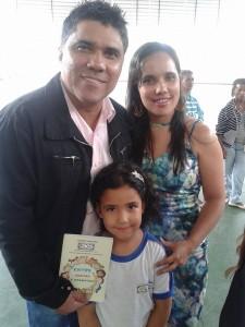 pessoais Flávio, Maria Rita e Sofia (2014)