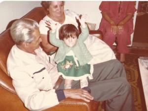 pessoais Meu pai, minha mãe e Simone