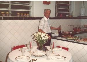 pessoais Meu pai na nossa casa no Bairu