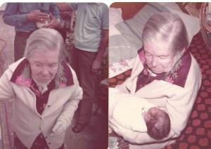pessoais Minha avó, Irene