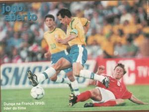 seleção Dunga 1998