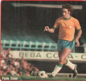 seleção Paulo César, meio campo da Seleção
