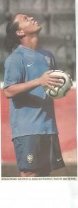 seleção Ronaldinho Gaúcho 2006