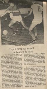 tupi Diário Mercantil de 1º de janeiro de 1975